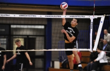 Dominican University Men's Volleyball