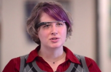 CarrieLynn Reinhard Explores Google Glass